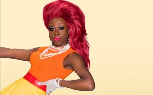 Bob the Drag Queen, courtesy of LogoTV